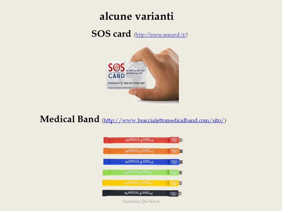 SOS card (http://www.soscard.it/)
