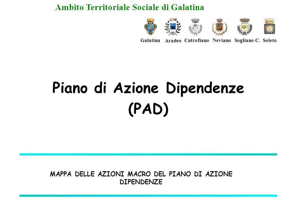 Piano di Azione Dipendenze (PAD)