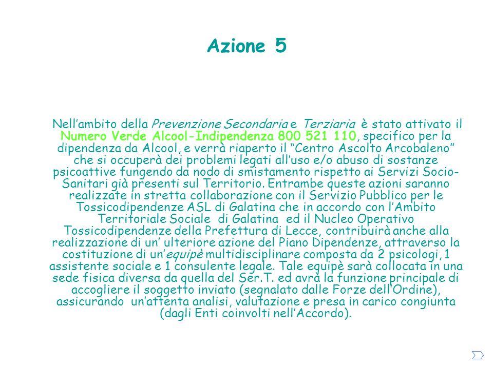 Azione 5
