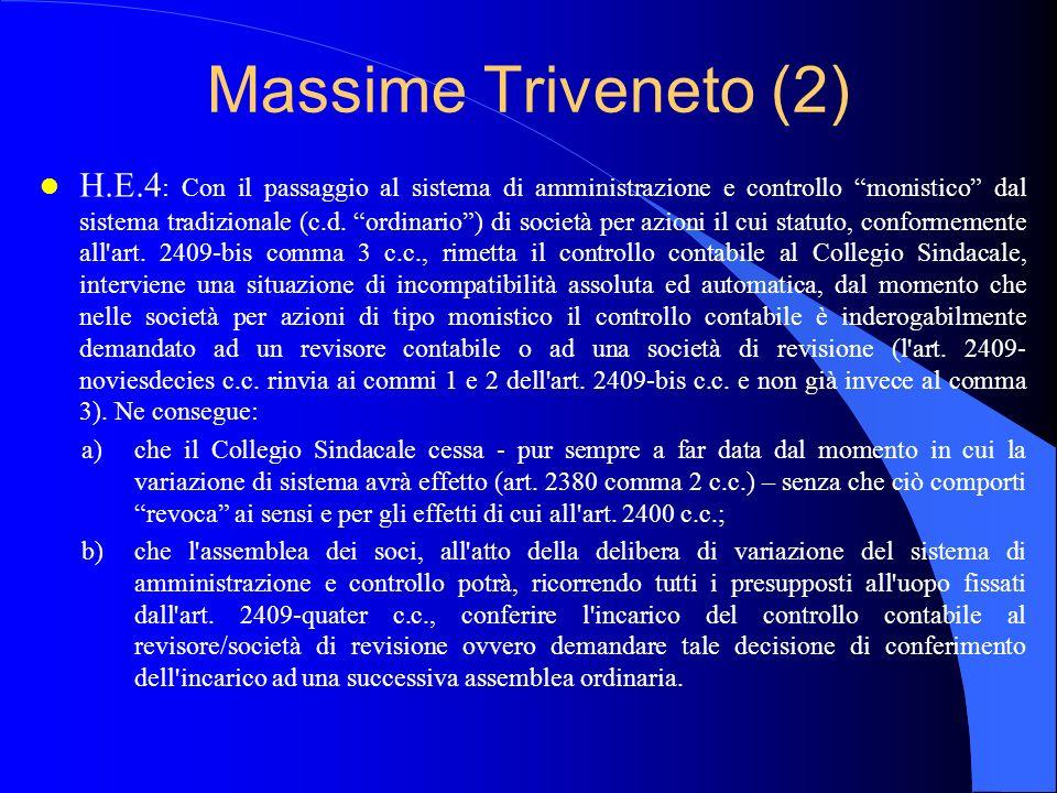 Massime Triveneto (2)