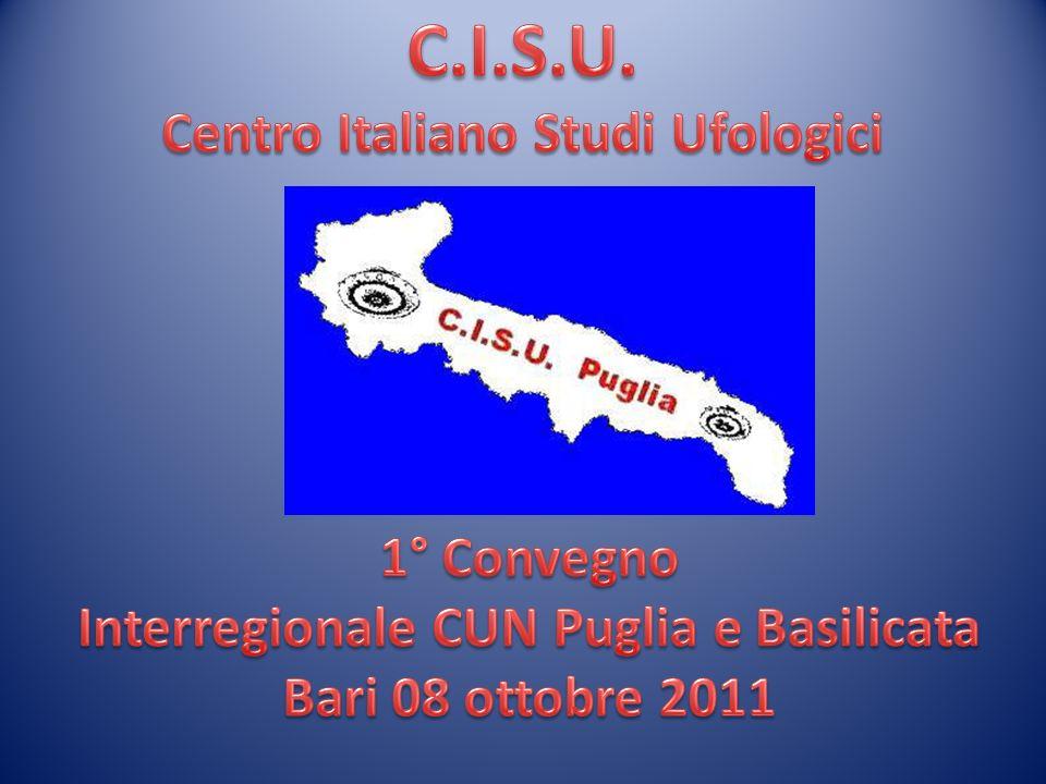 C.I.S.U. Centro Italiano Studi Ufologici