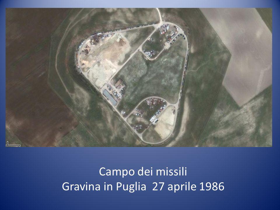 Gravina in Puglia 27 aprile 1986