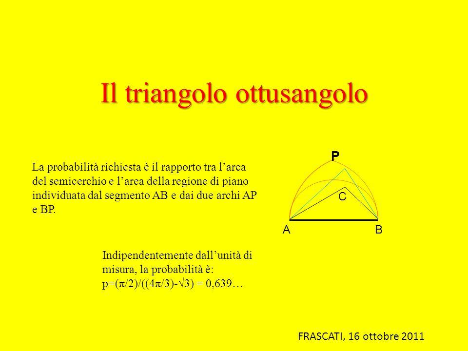 Il triangolo ottusangolo