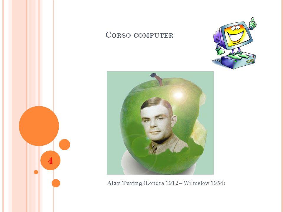 Alan Turing (Londra 1912 – Wilmslow 1954)