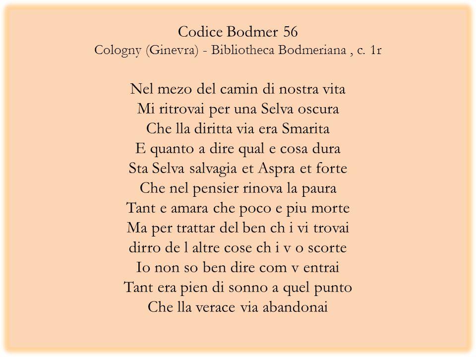 Codice Bodmer 56 Cologny (Ginevra) - Bibliotheca Bodmeriana , c