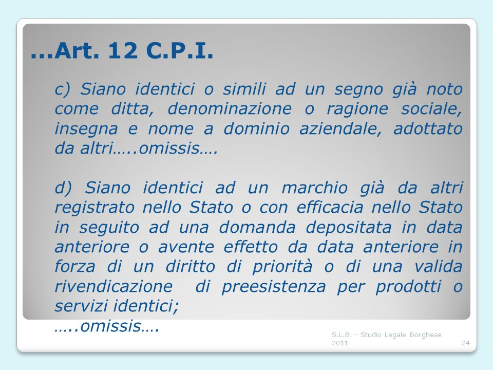 ...Art. 12 C.P.I.