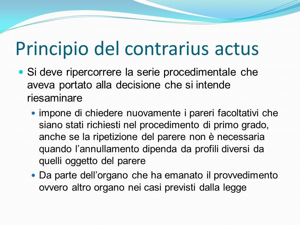Principio del contrarius actus