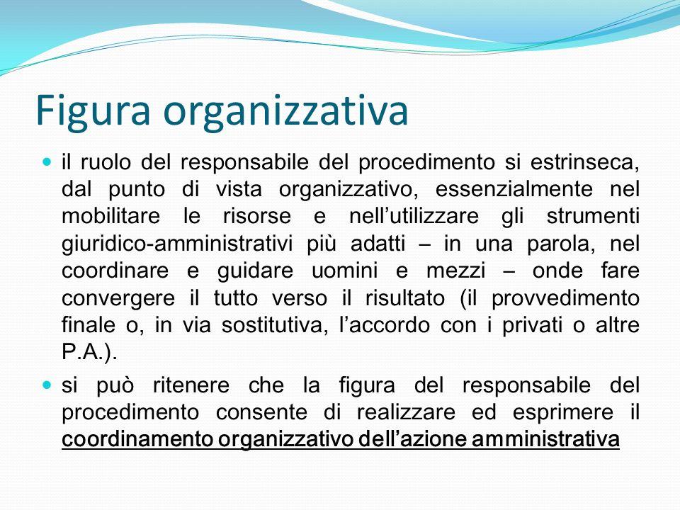 Figura organizzativa
