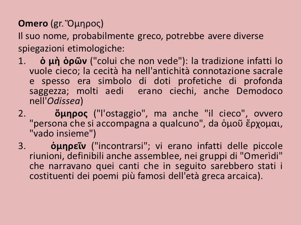 Omero (gr.