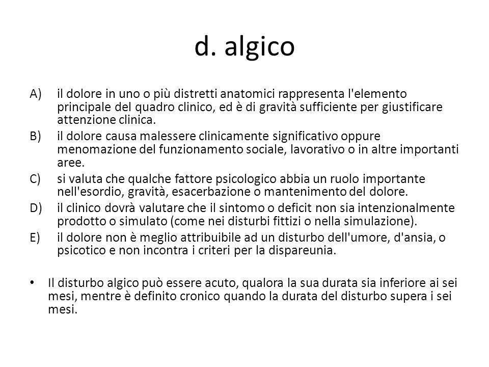d. algico