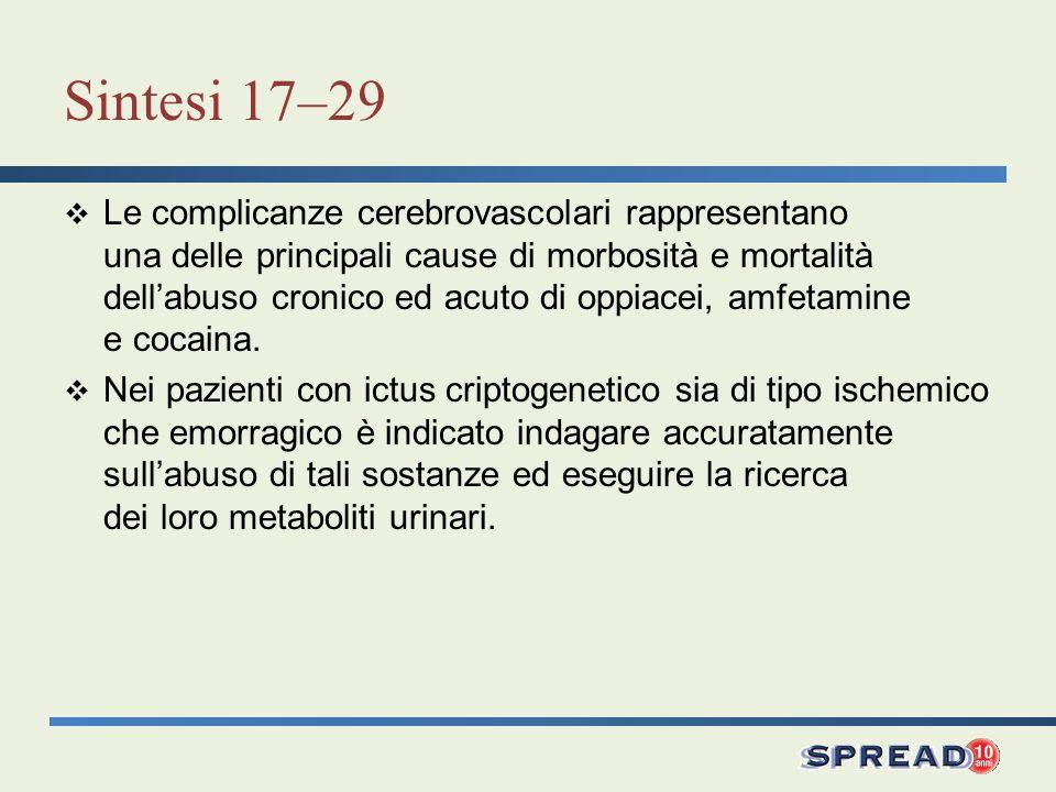 Sintesi 17–29