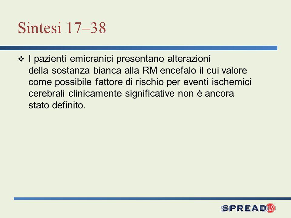Sintesi 17–38