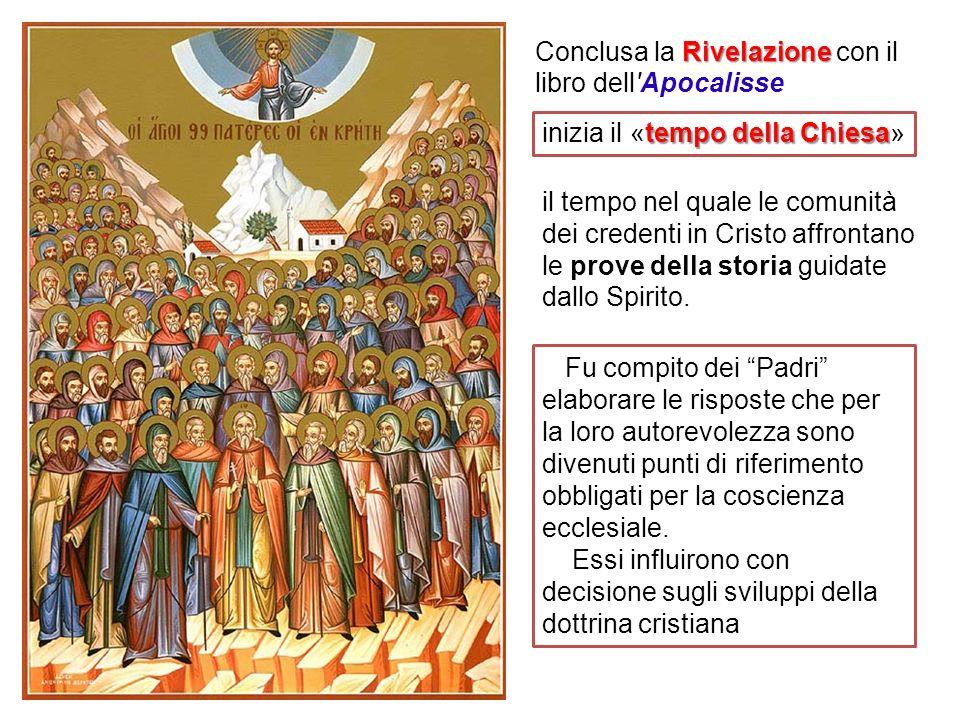 inizia il «tempo della Chiesa»