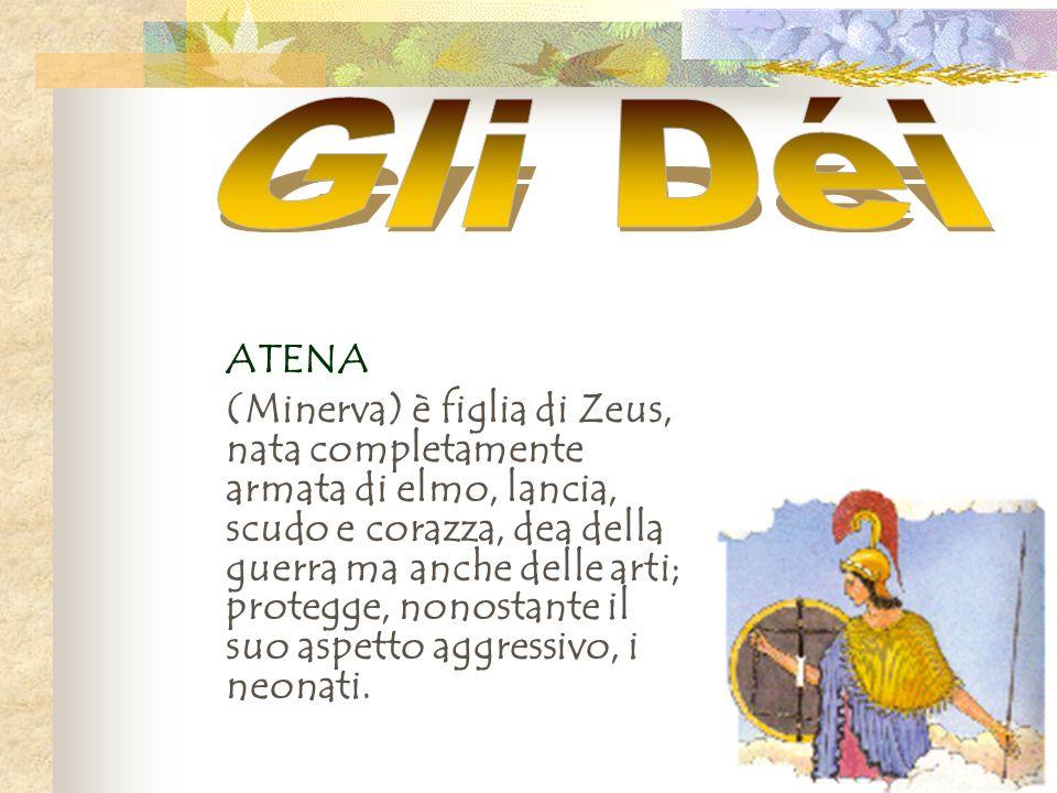 Gli Déi ATENA.