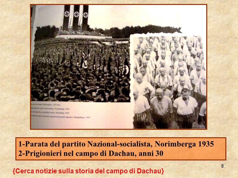 1-Parata del partito Nazional-socialista, Norimberga 1935
