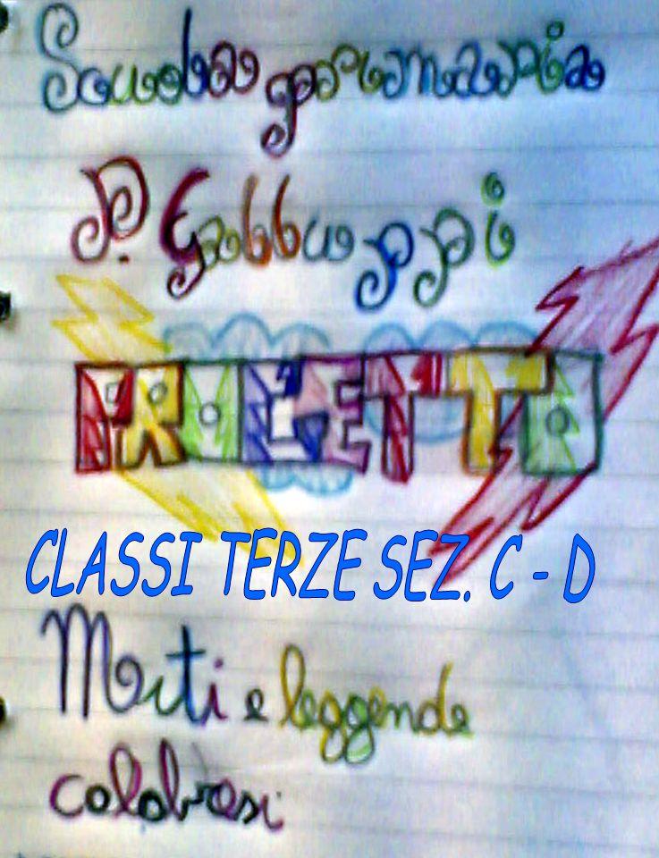CLASSI TERZE SEZ. C - D