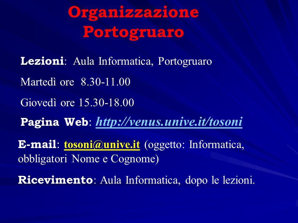 Organizzazione Portogruaro