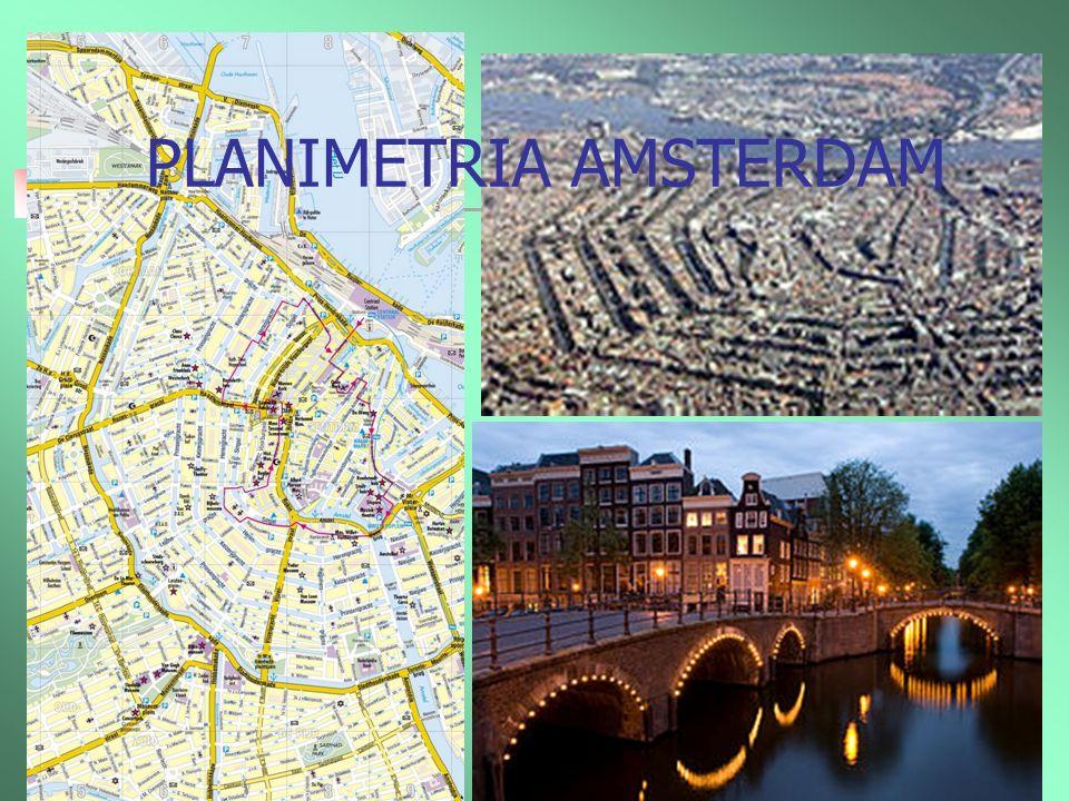 PLANIMETRIA AMSTERDAM