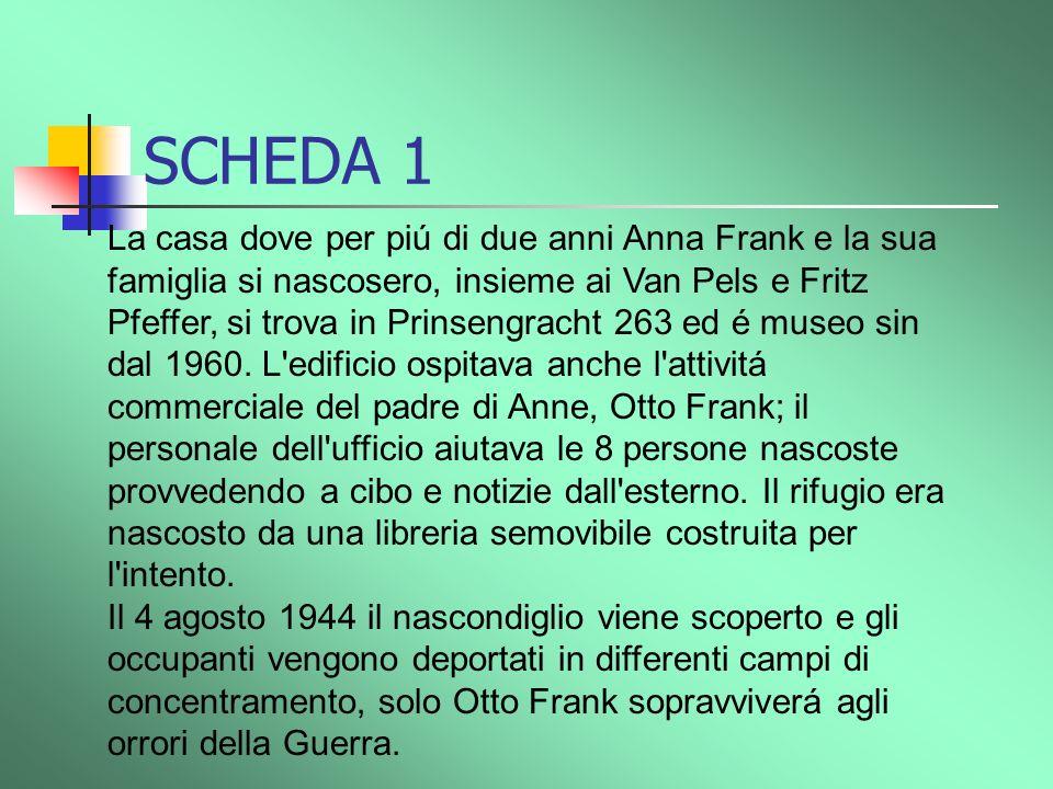 SCHEDA 1