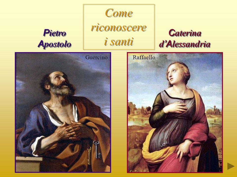 Come riconoscere i santi