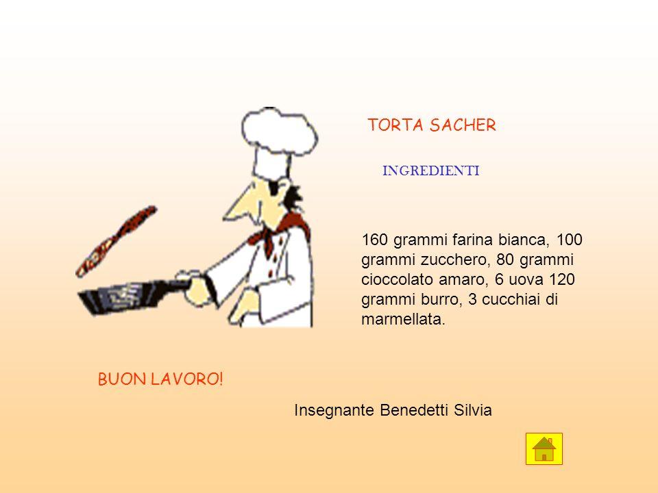 Insegnante Benedetti Silvia