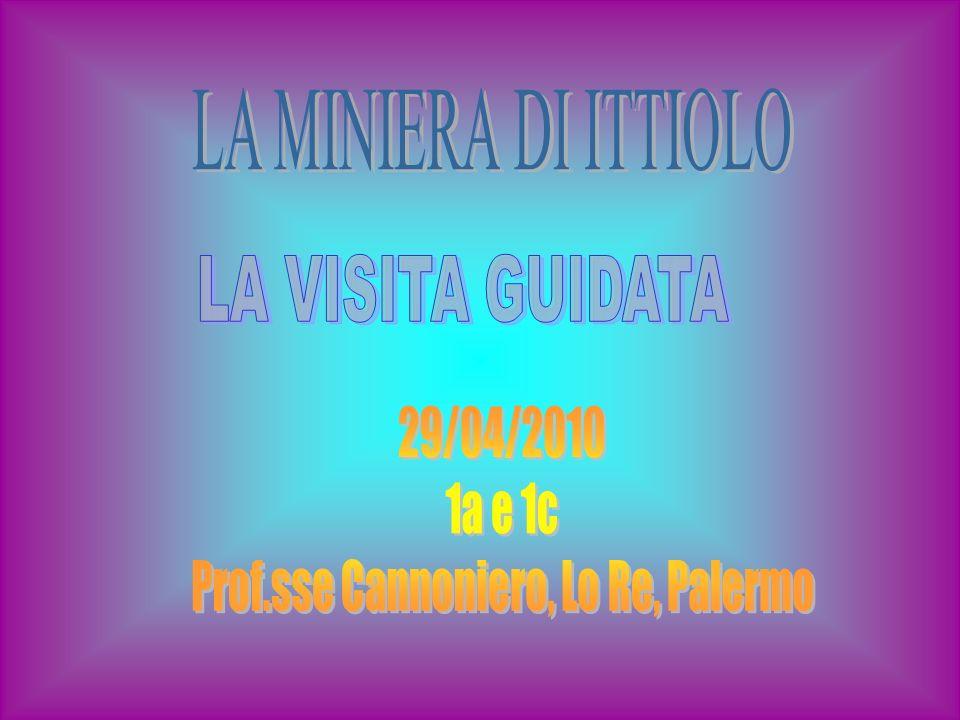 Prof.sse Cannoniero, Lo Re, Palermo