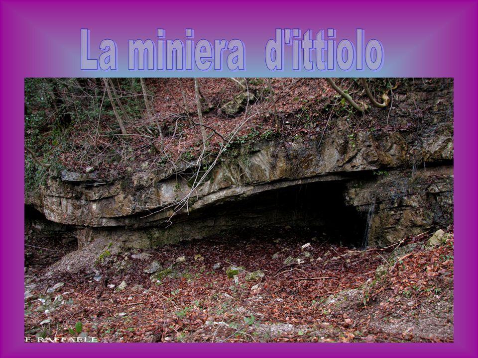 La miniera d ittiolo