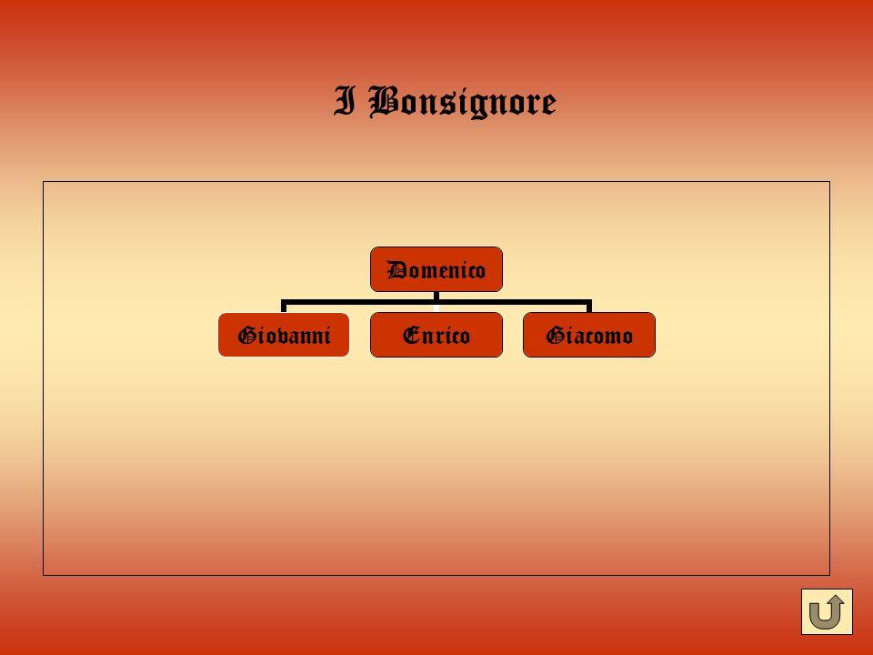 I Bonsignore