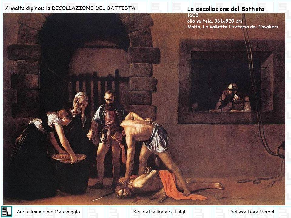 La decollazione del Battista