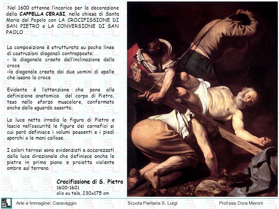 Crocifissione di S. Pietro