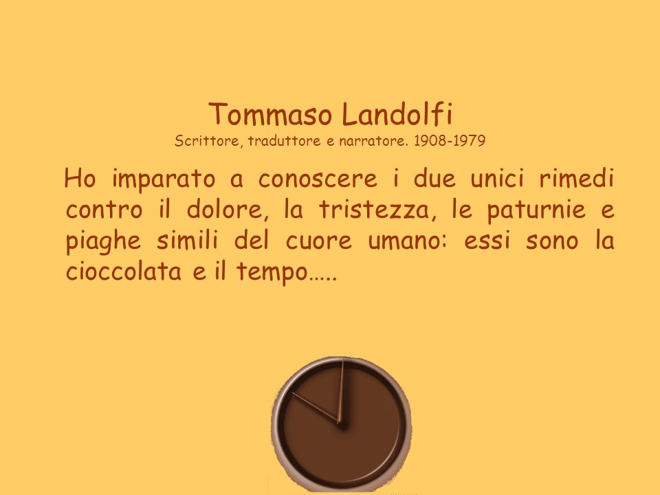 Tommaso Landolfi Scrittore, traduttore e narratore. 1908-1979
