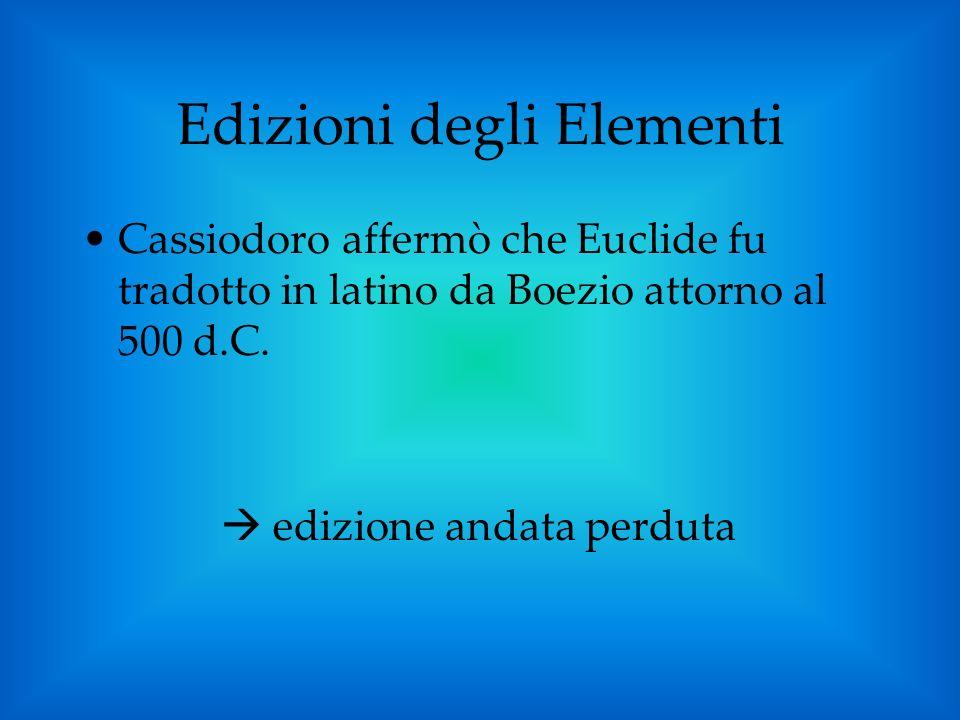 Edizioni degli Elementi