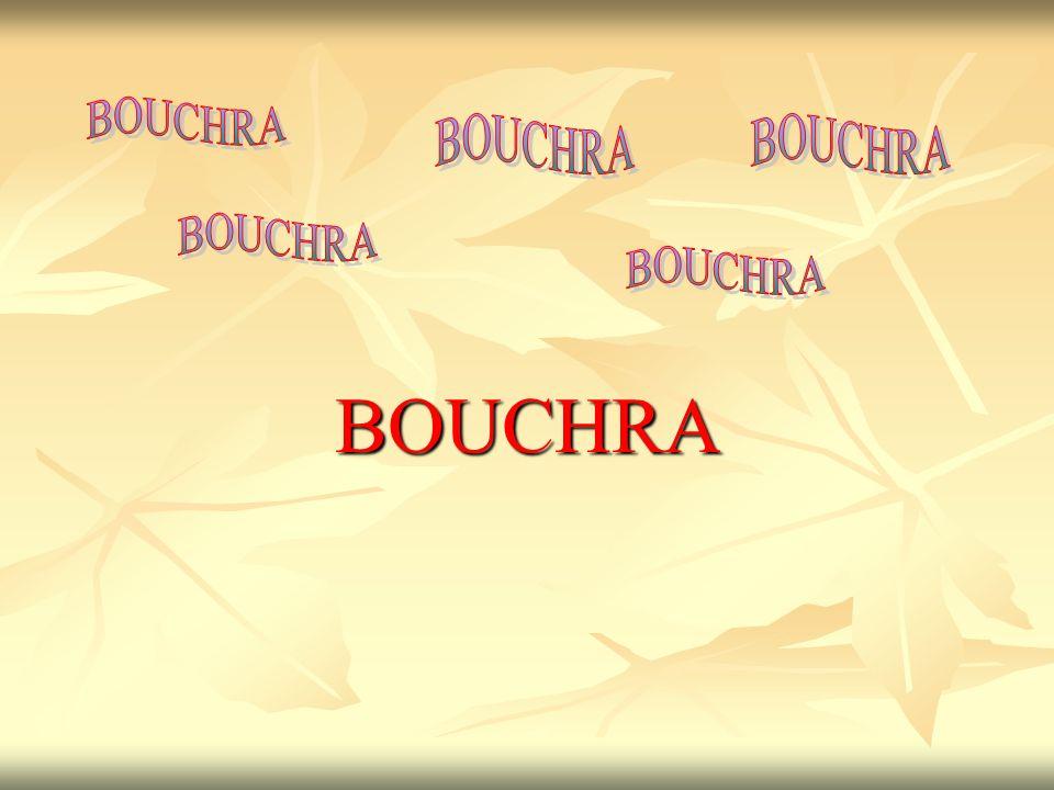 BOUCHRA BOUCHRA BOUCHRA BOUCHRA BOUCHRA BOUCHRA