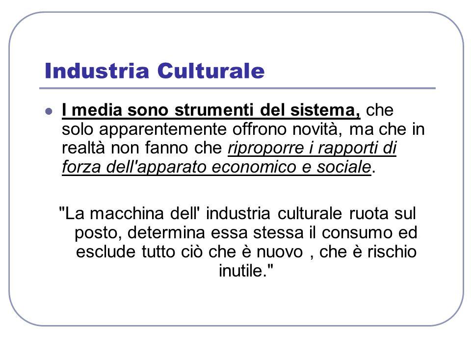 Industria Culturale