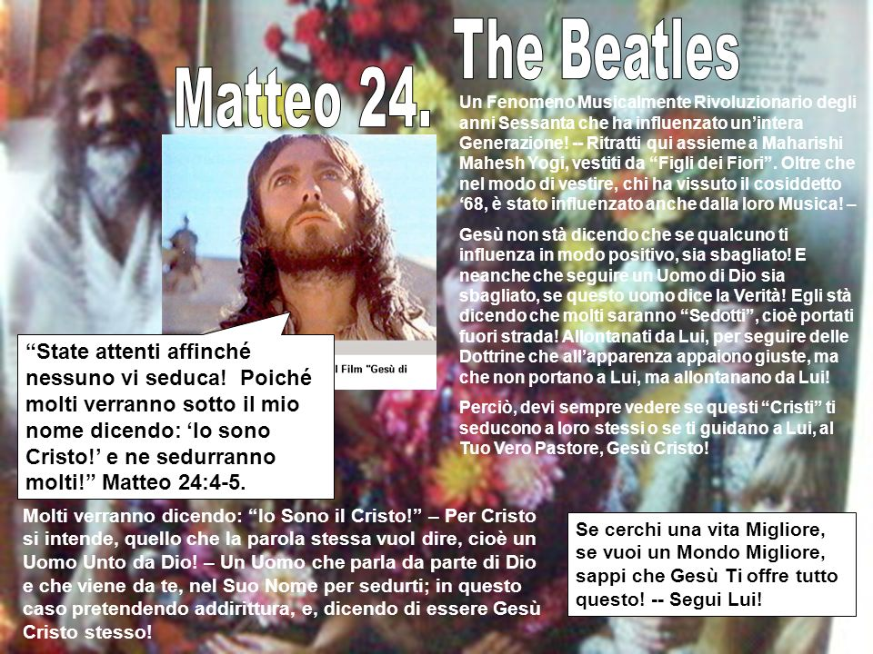 The Beatles Matteo 24.