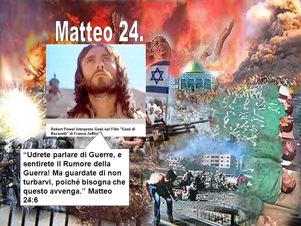 Matteo 24.