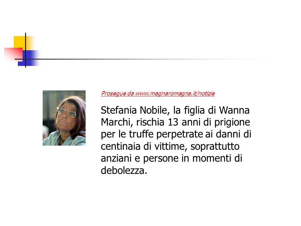 Prosegue da www.magnaromagna.it/notizie