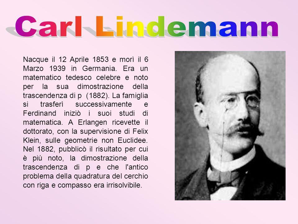Carl Lindemann