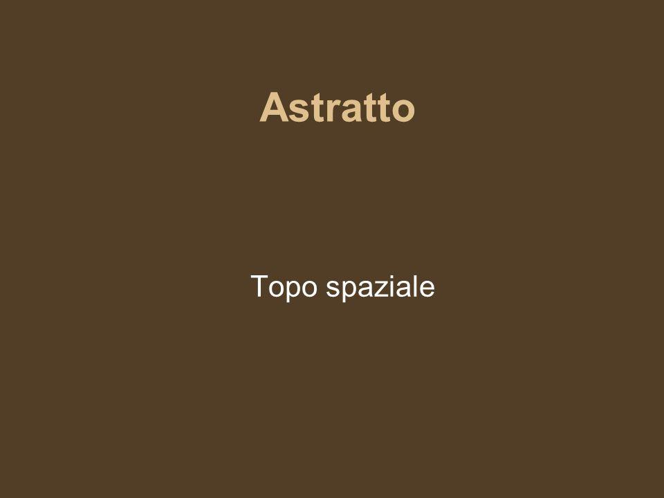 Astratto Topo spaziale