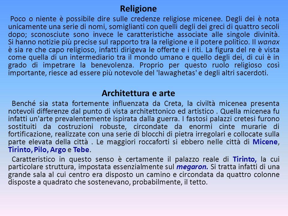 Religione Architettura e arte
