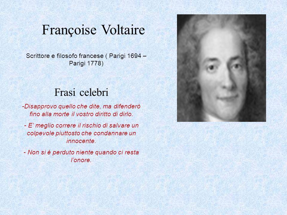 Françoise Voltaire Frasi celebri