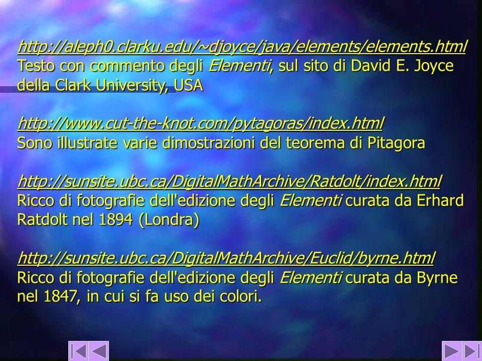 http://aleph0.clarku.edu/~djoyce/java/elements/elements.html