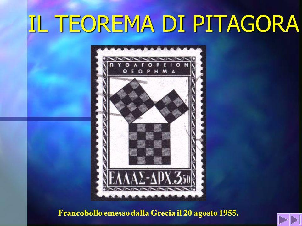 Francobollo emesso dalla Grecia il 20 agosto 1955.