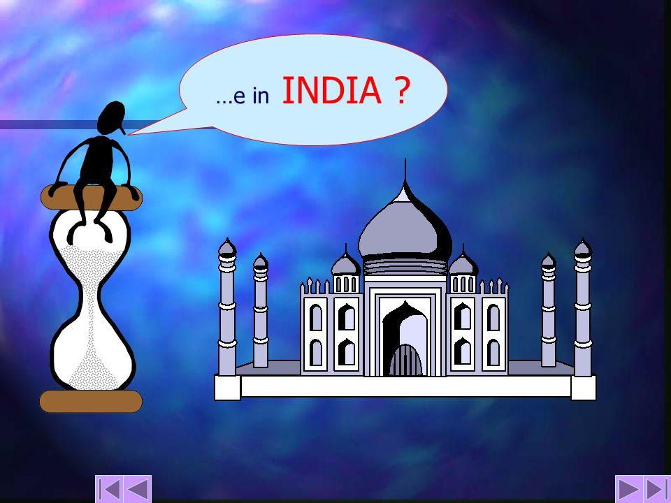 …e in INDIA