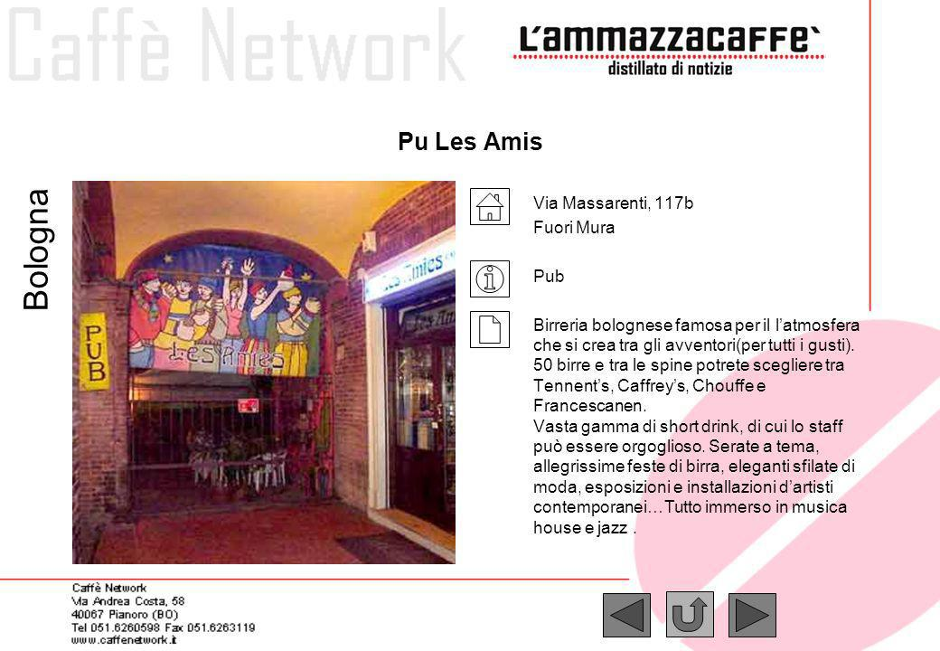 Bologna Pu Les Amis Via Massarenti, 117b Fuori Mura Pub