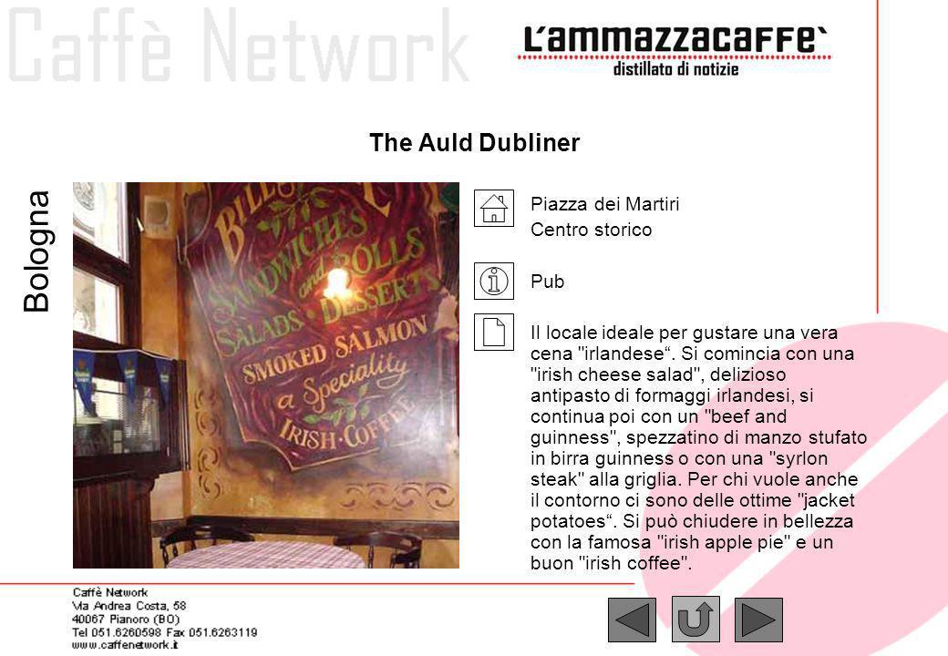 Bologna The Auld Dubliner Piazza dei Martiri Centro storico Pub