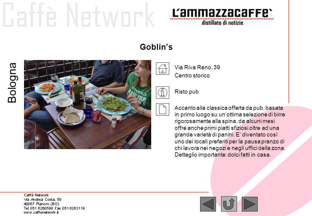 Bologna Goblin's Via Riva Reno, 39 Centro storico Risto pub