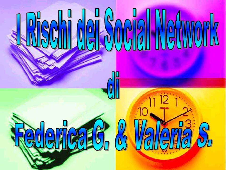 I Rischi dei Social Network