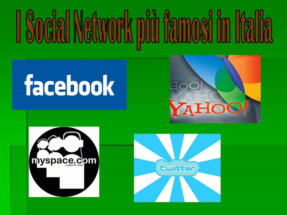 I Social Network più famosi in Italia