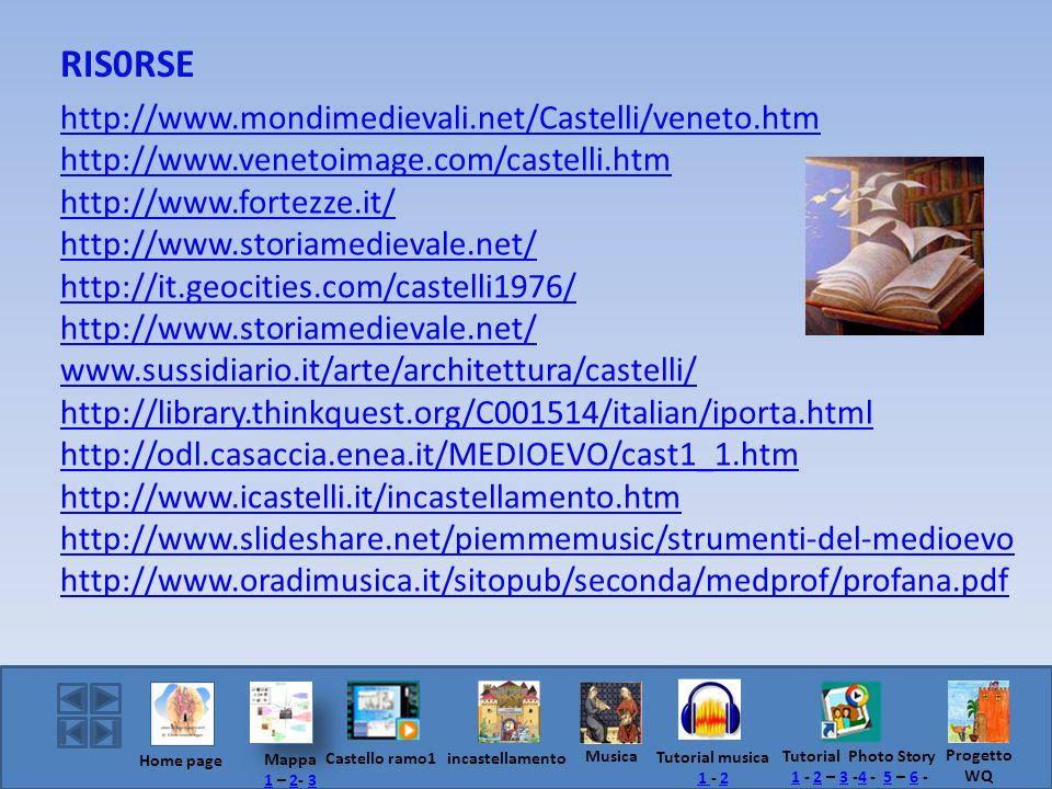 RIS0RSE http://www.mondimedievali.net/Castelli/veneto.htm